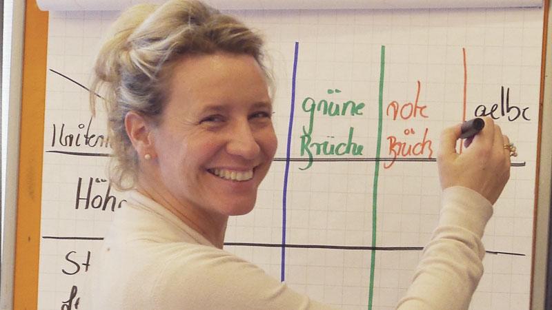 Denise Leifert, Moderation und Seminare